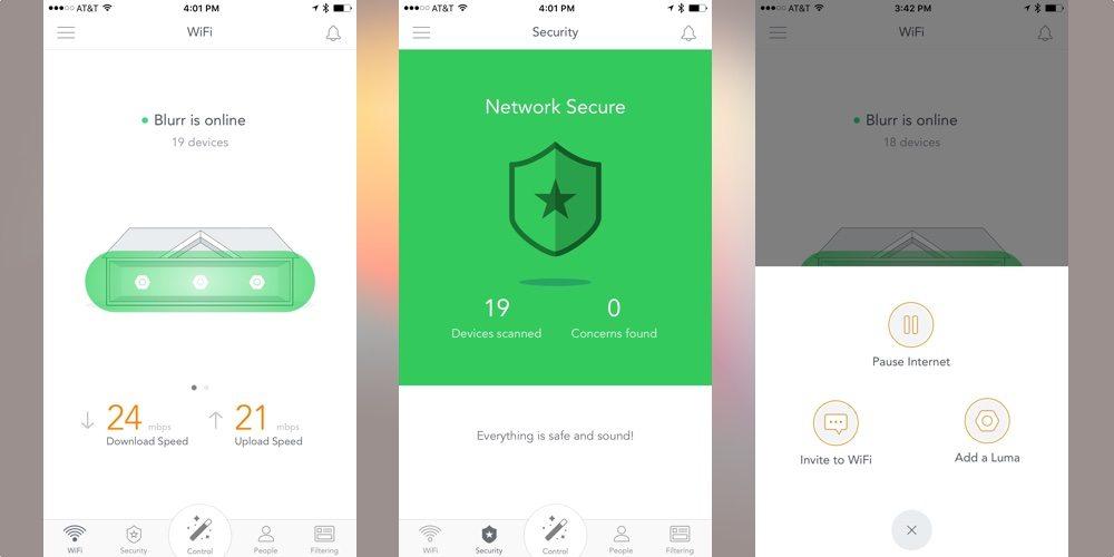 Luma App Security