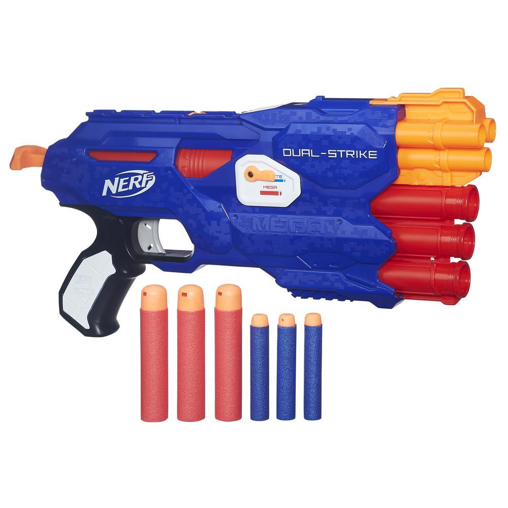 Nerf N-Strike Elite Dual-Strike Blaster - oop