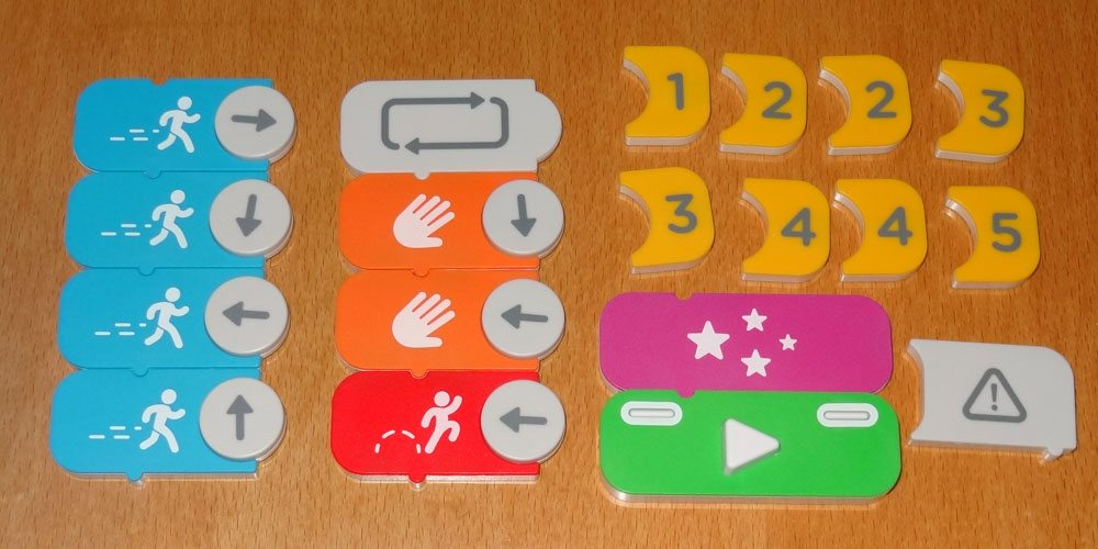 Osmo Coding Components