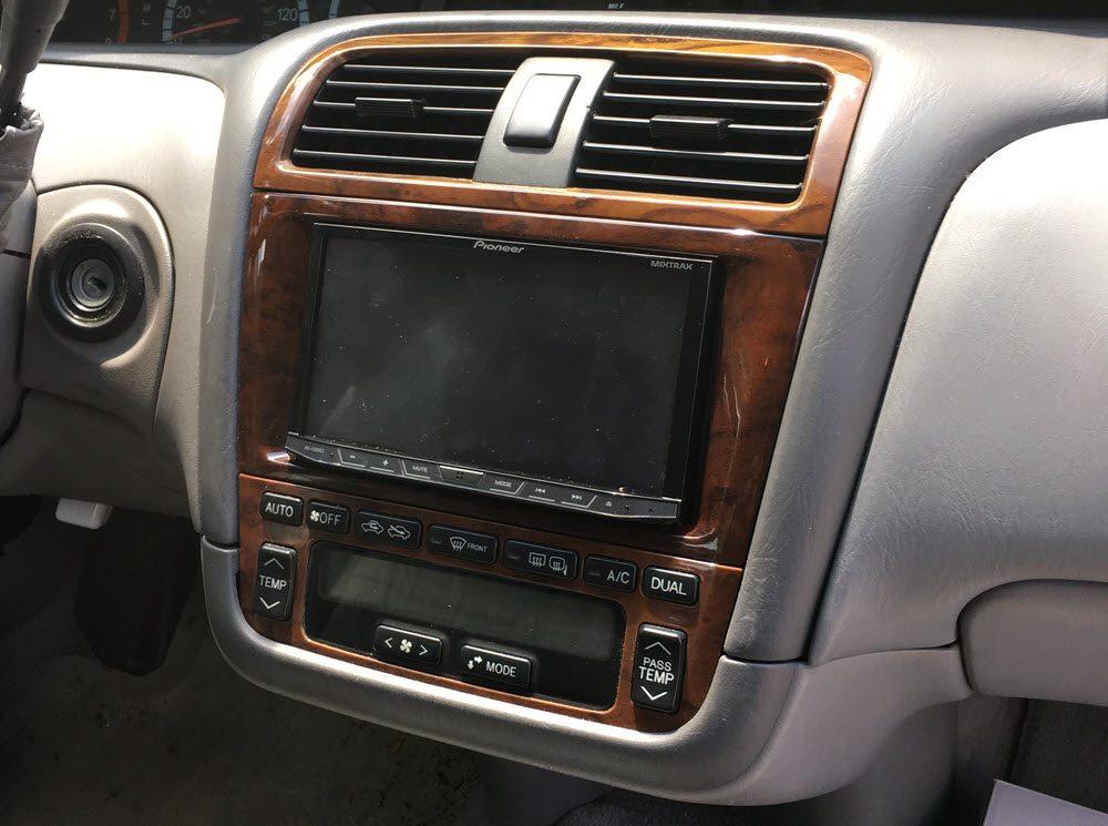 Pioneer 4200NEX Installed