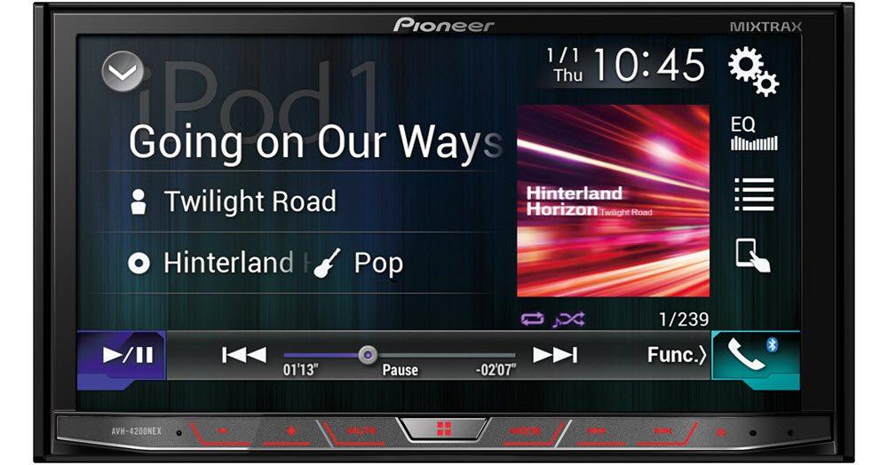 Pioneer 4200NEX Official