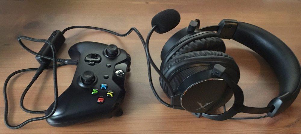 SoundBlaster X H7 with Xbox One