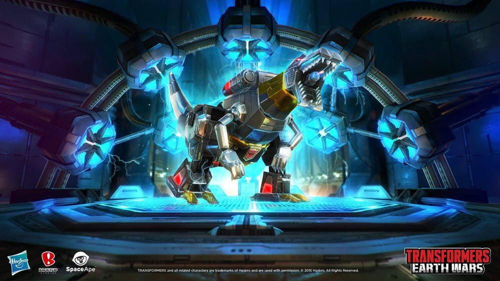 Transformers Earth Wars Grimlock