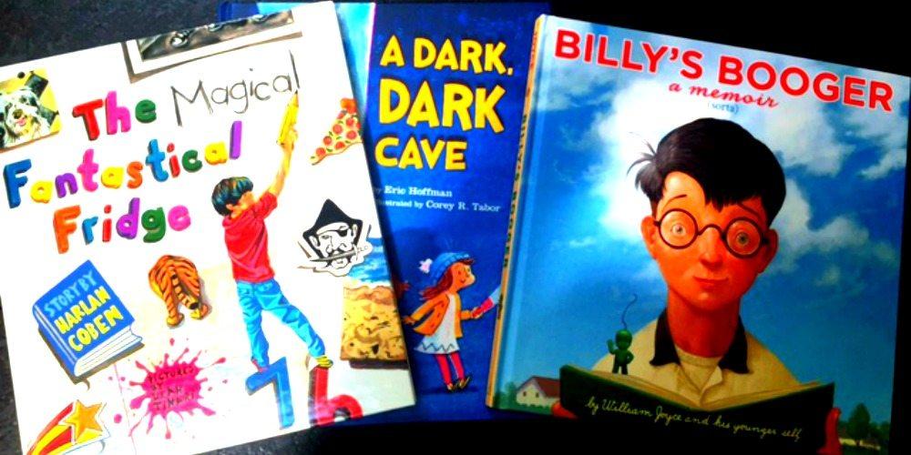 Using Books to Ignite Your Child's Imagination
