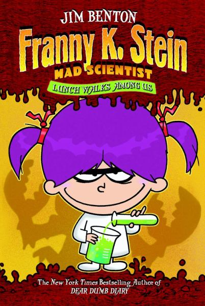 Franny K. Stein. Image credit: Simon & Schuster Books for Young Readers