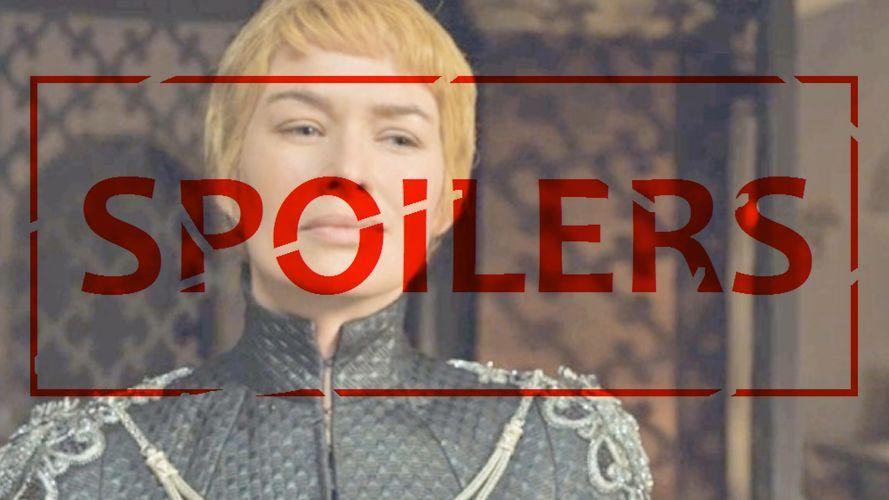 Game of Thrones Fantasy League Week 10 Spoilers