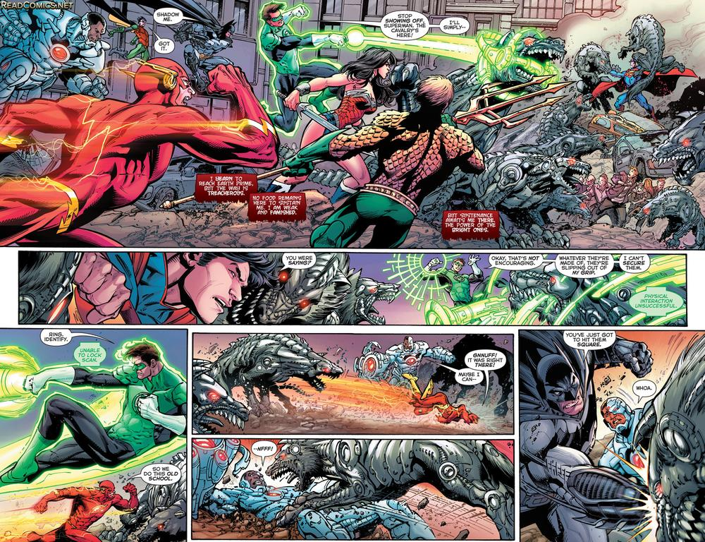 Page from Justice League #51, image via DC Comics
