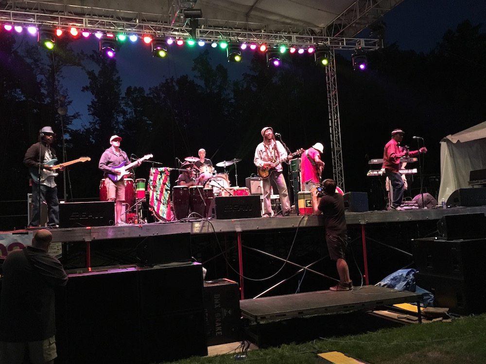 Carlos Jones and The Plus Band (Image Credit: N Engineer)