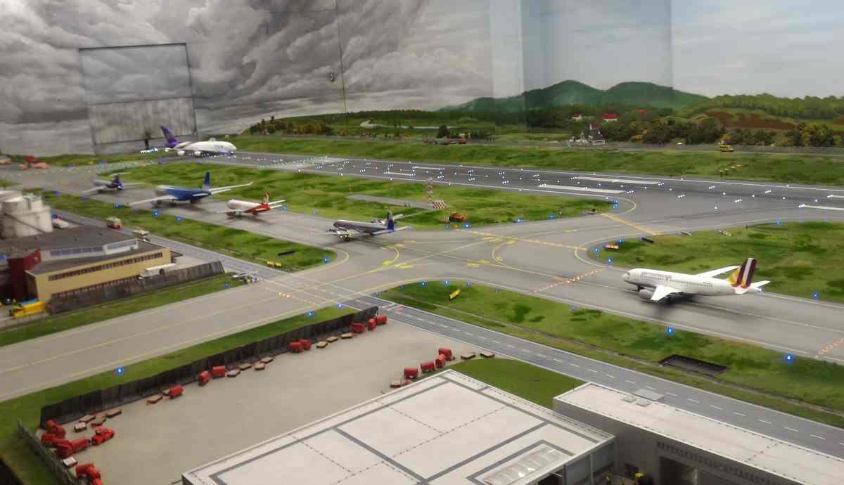 Miniatur Wunderland Airport