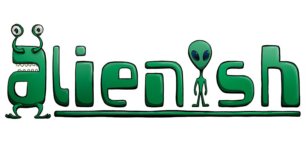 Alienish Logo, Image: Quokka Games