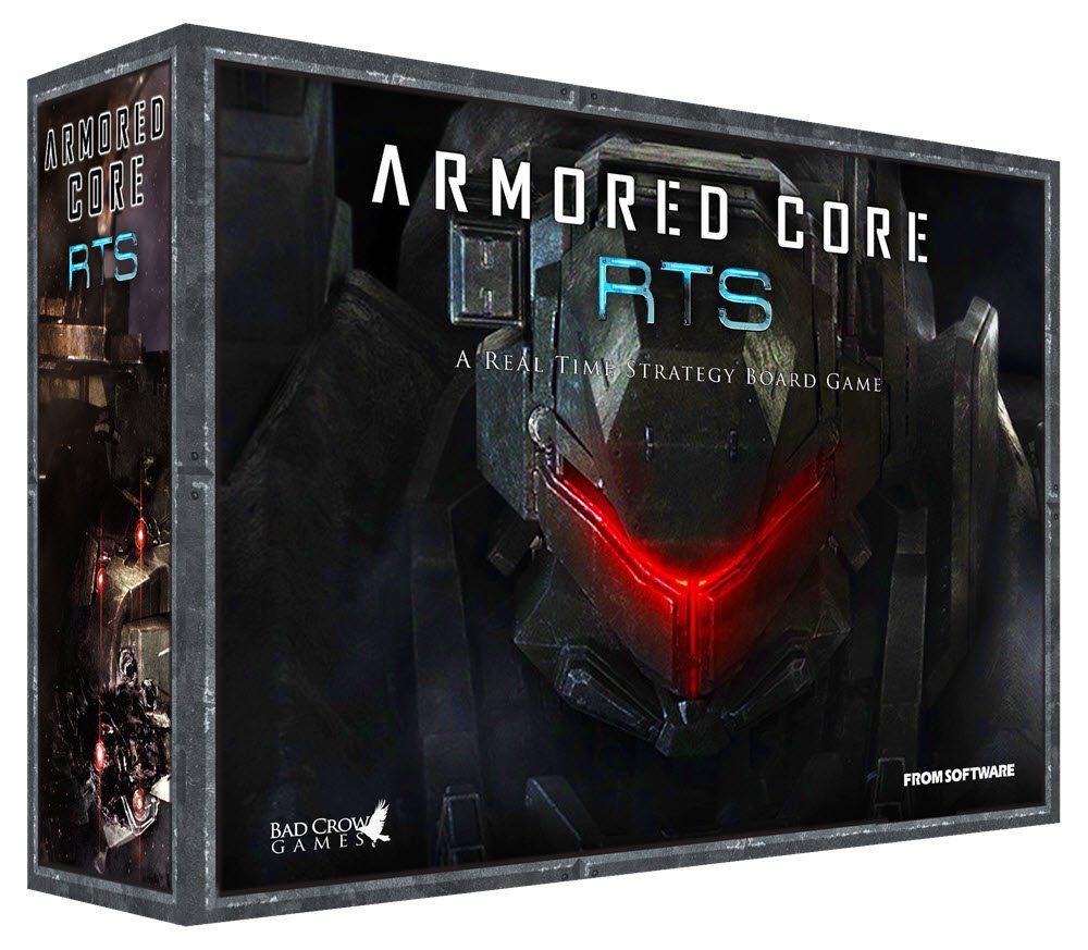 Armored Core RTS Box