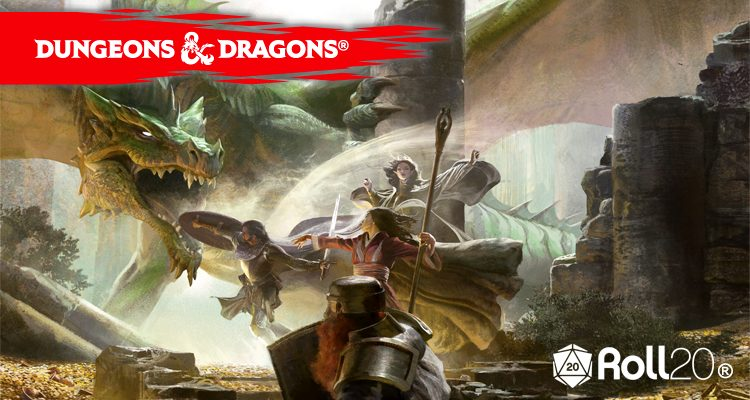 D&D and Roll20