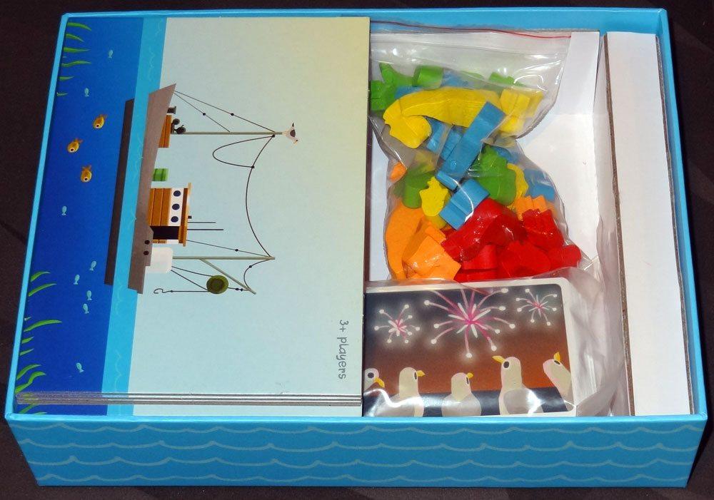 Fish Frenzy box