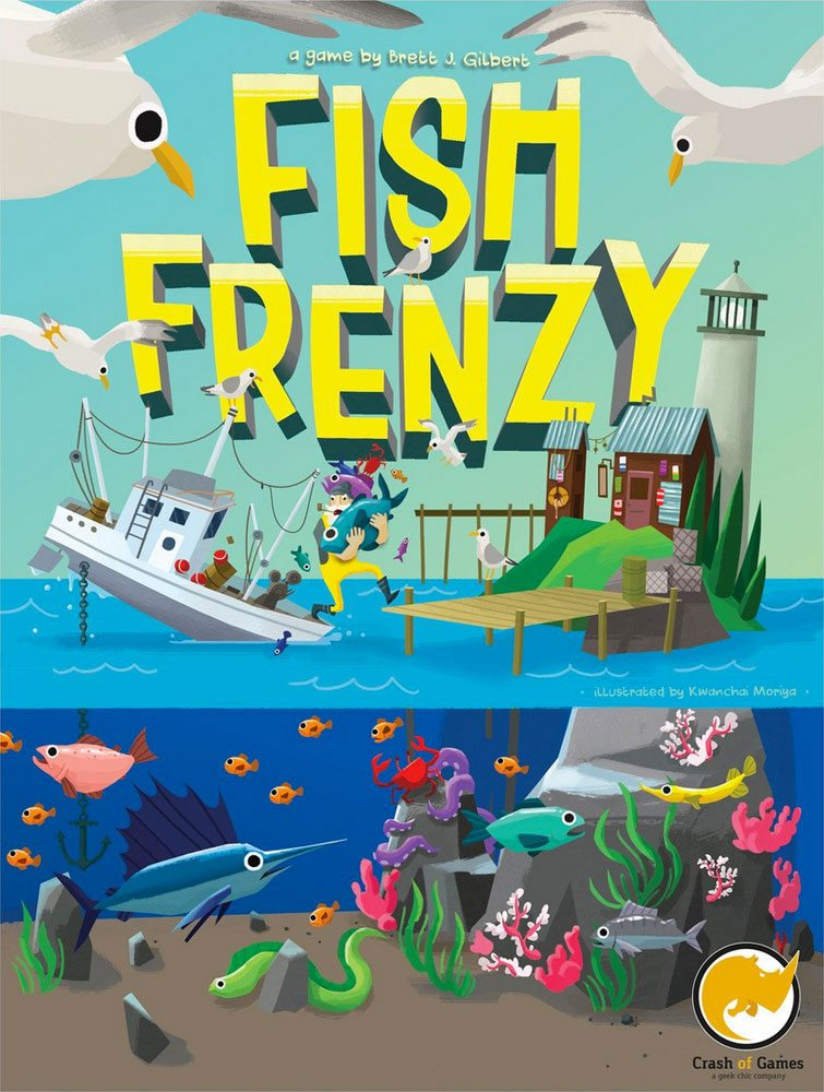 Fish Frenzy cover