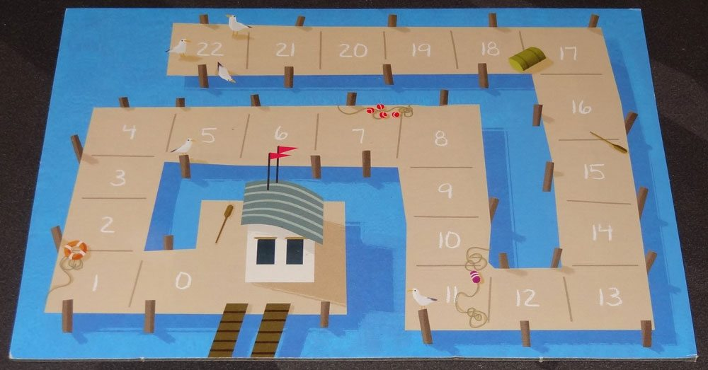 Fish Frenzy score track