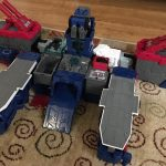 Fortress Maximus Base