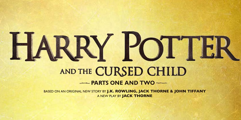 Harry Potter & The Cursed Child, Image: J.K. Rowling, Warner Bros.