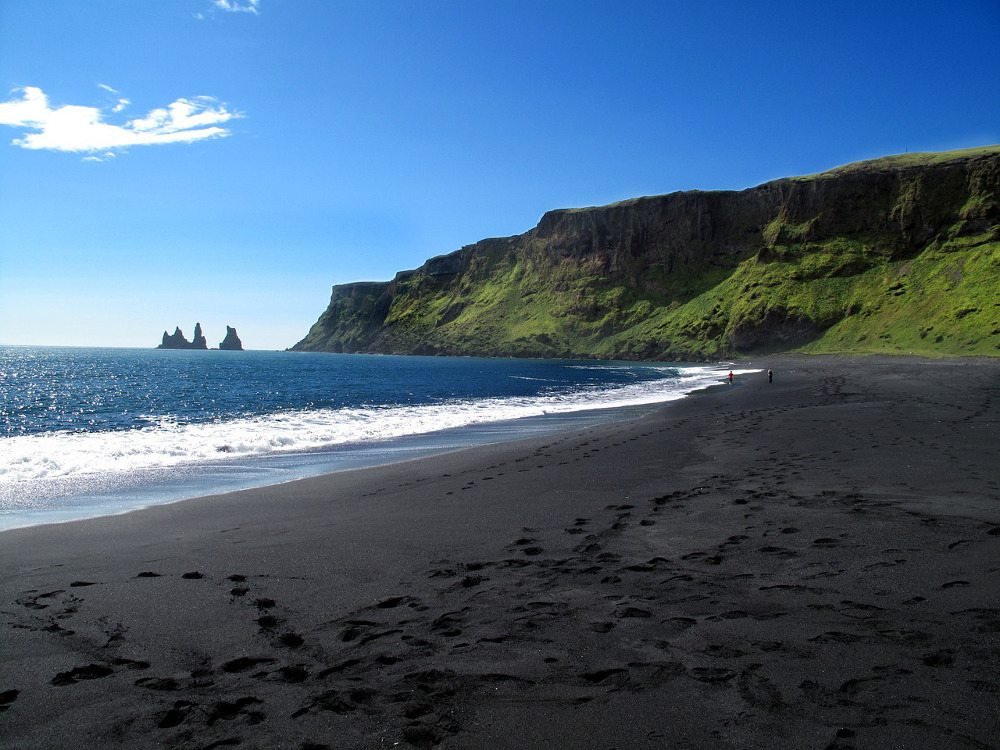 Iceland beach PD