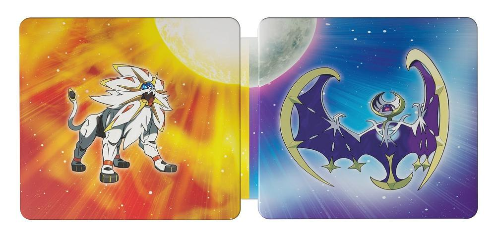 Pokemon steelbook