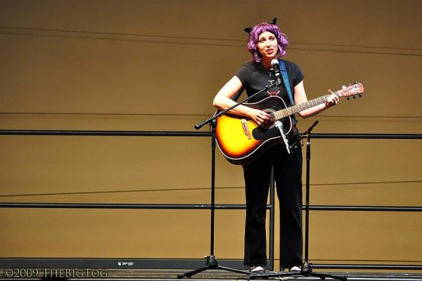 RebeccaAngel CTcon sing