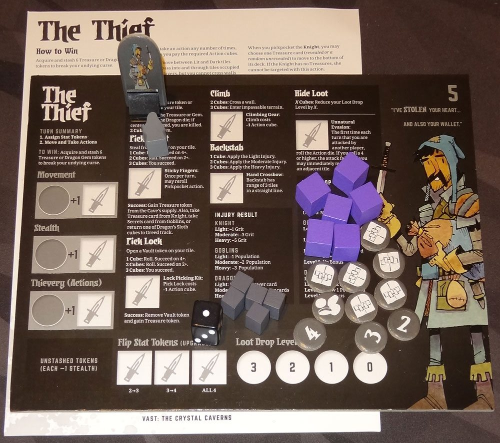Vast Thief Components