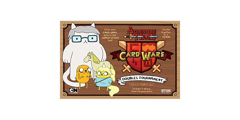 card wars doubles box