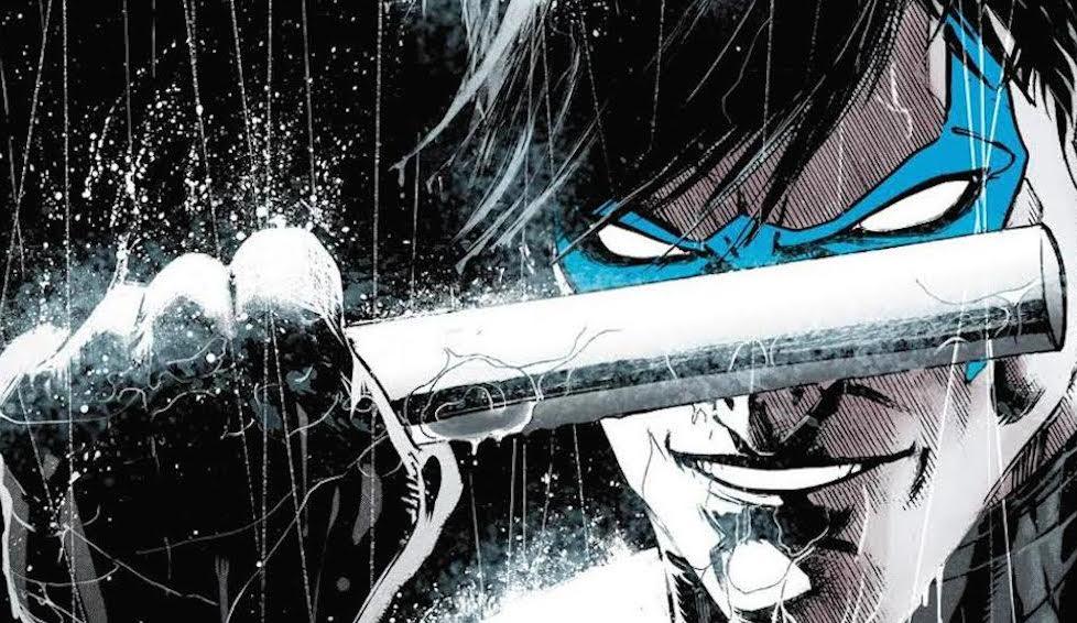 Nightwing #1 cover, image via DC Comics