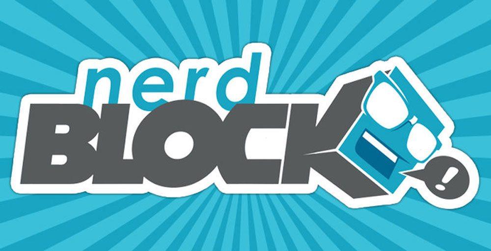 Nerd Block Logo  Used with permission