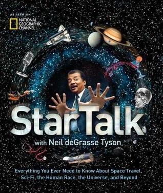 StarTalk book cover, image via Nat Geo