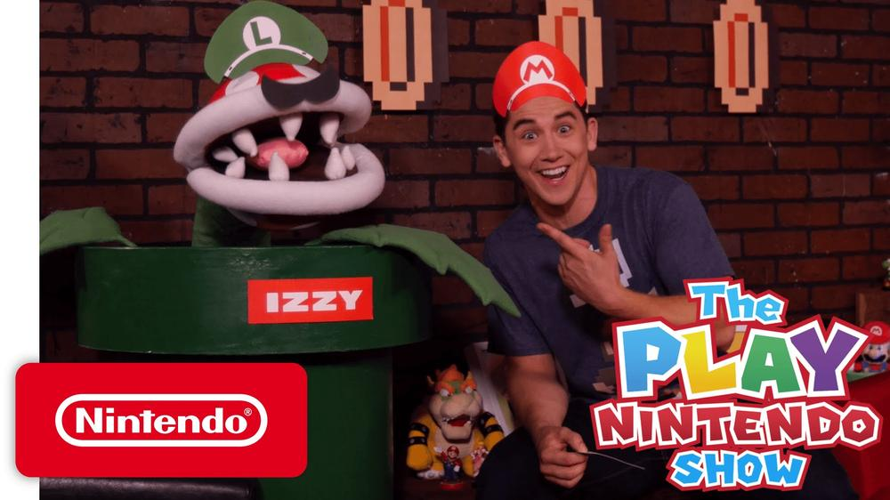 the play nintendo show