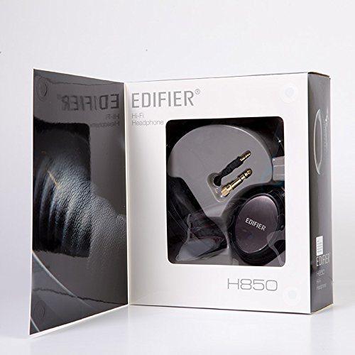 Edifier headphones in package