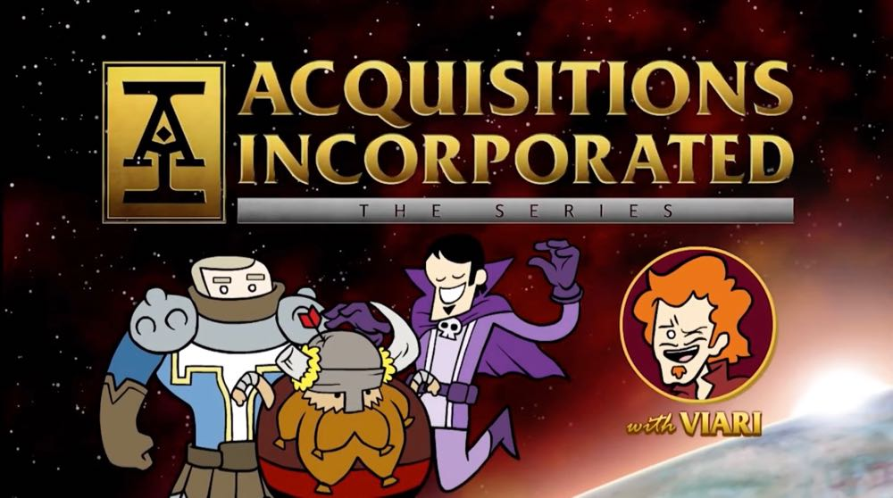 Acquisitions Incorporated the Series