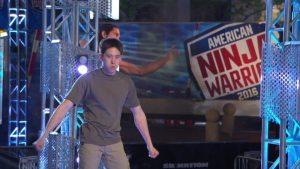 Eric Middleton - Ninja Warrior and Entomologist.