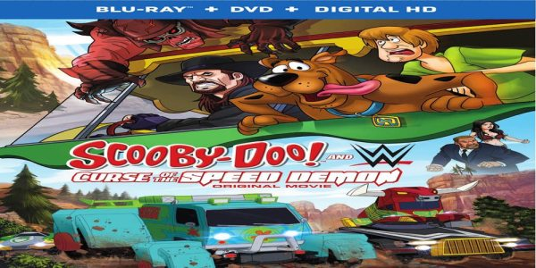 The WWE and Scooby team up