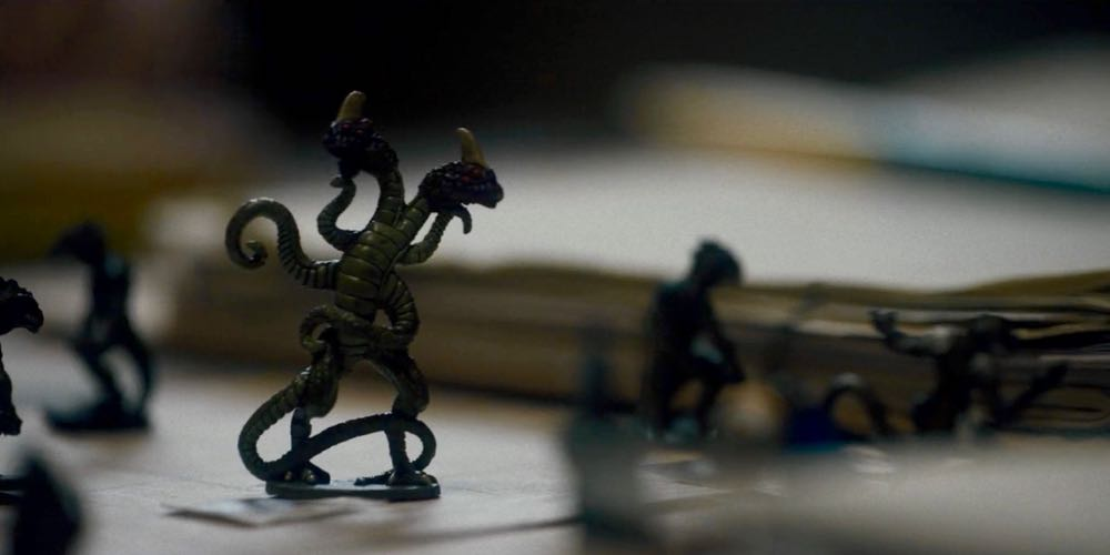 Demogorgon Miniature