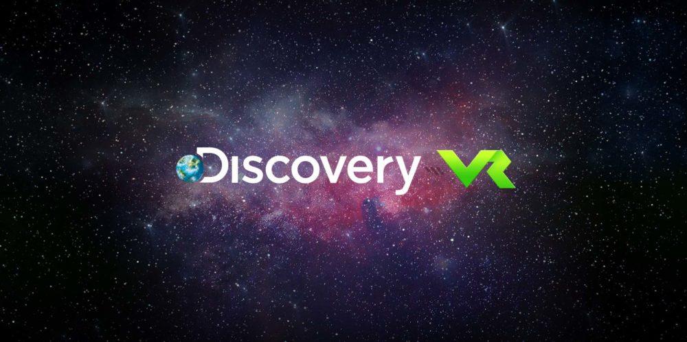 discovery vr logo