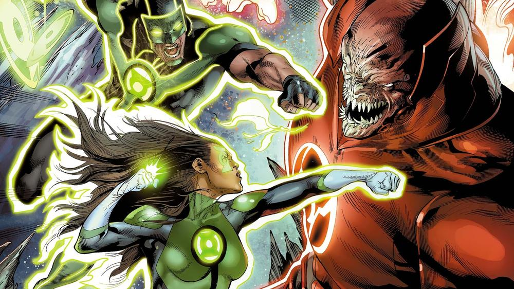 Simon Baz, Jessica Cruz, Green Lanterns
