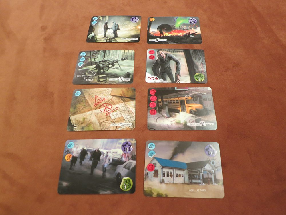 Level 1 Adventure Cards