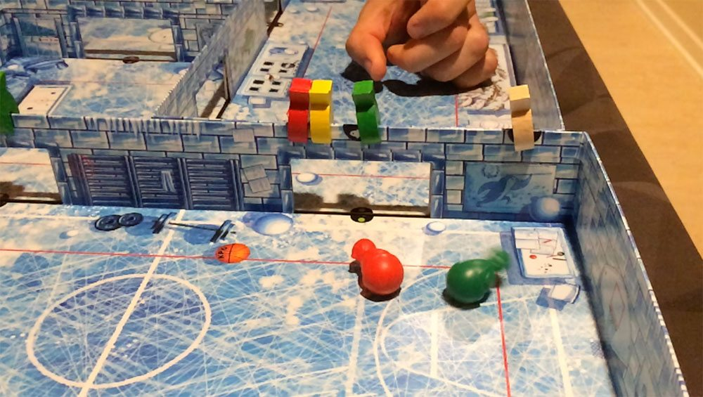 Ice Cool - Caught