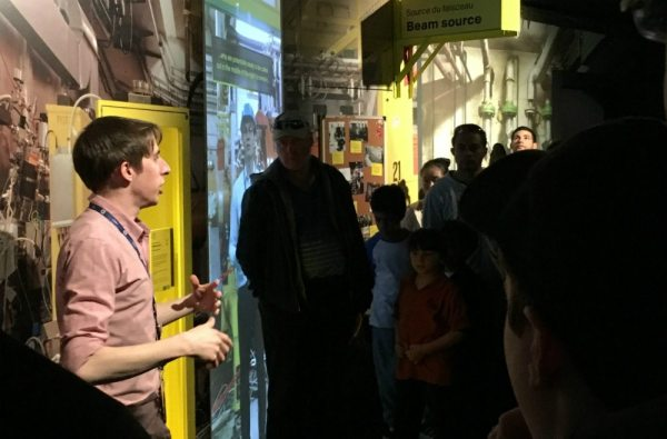 Collider tour Powerhouse