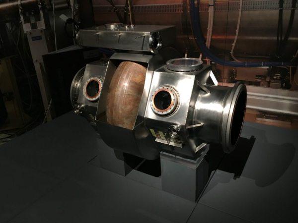 Large Hadron Collider Exhibit 04