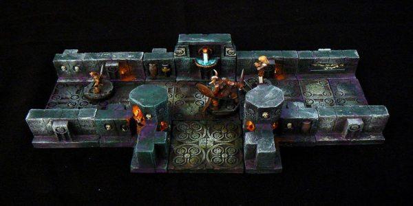 Secret Weapon Tombs of the Dark Sun