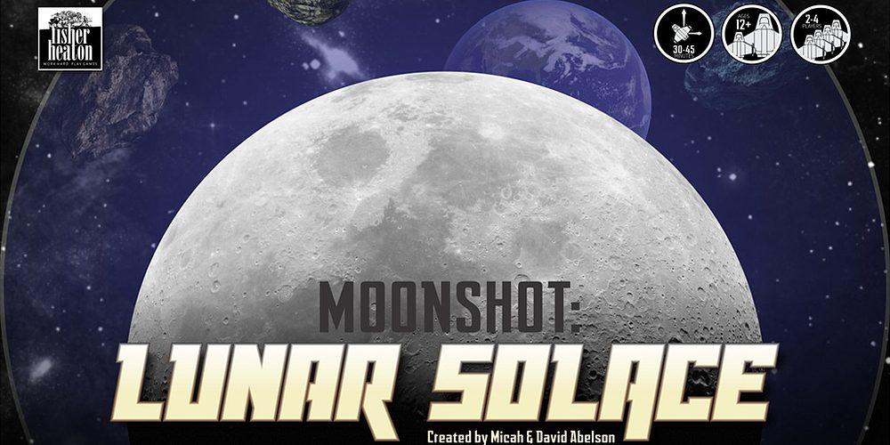 Moonshot: Lunar Solace, Image: Fisher Heaton Games