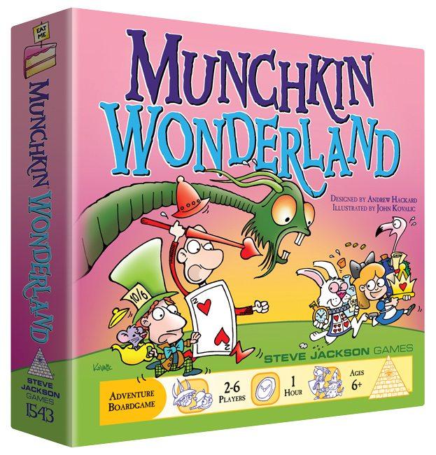 MunchkinWonderland
