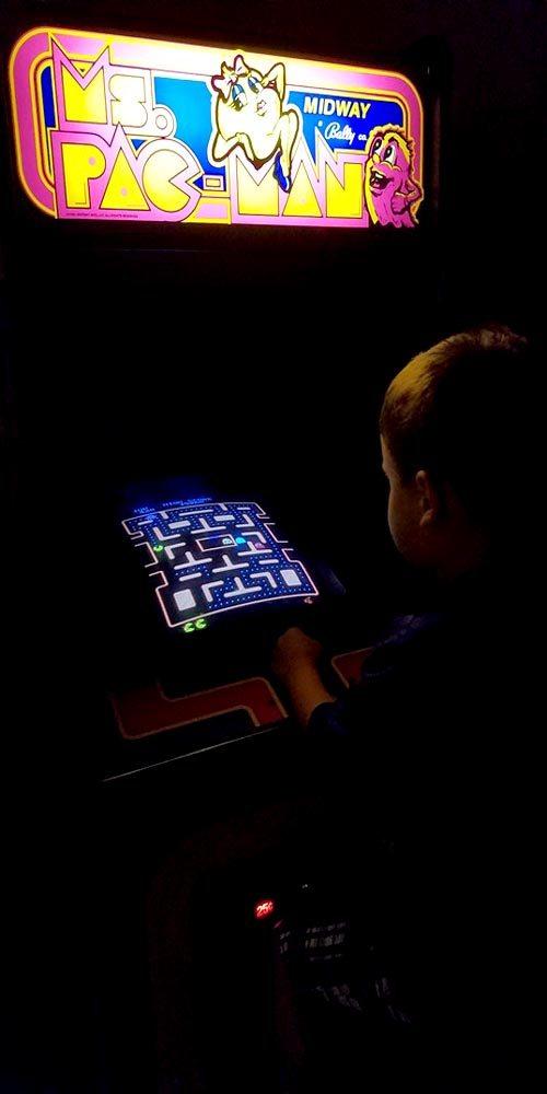 Fun in the Retro Arcade