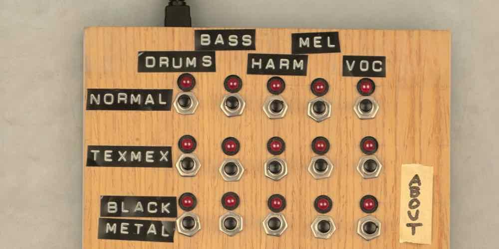 Rickroll Soundbox