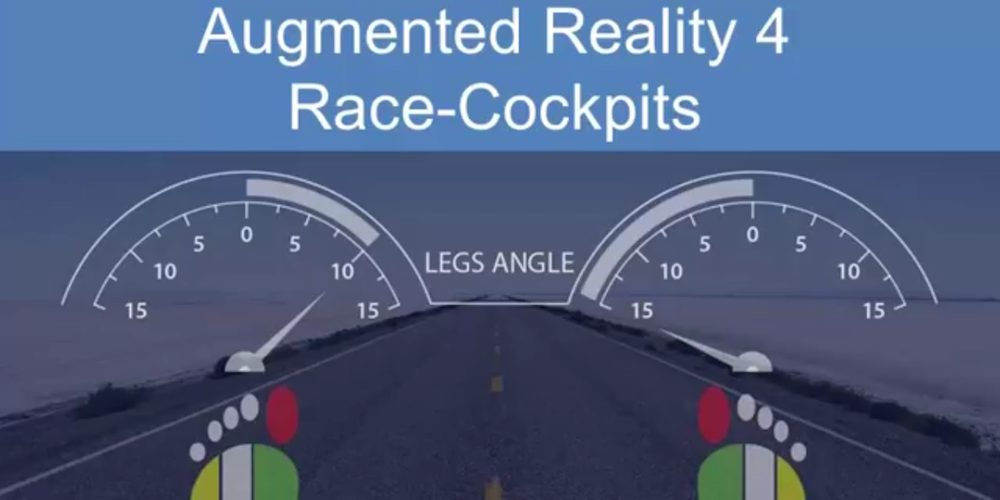 Run Rockets augmented reality race-cockpit
