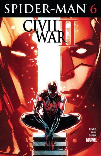 c. Marvel Comics Writer: Brian Michael Bendis Artist: Nico Leon Colors: Marte Garcia