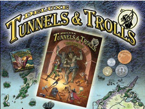 TunnelsTrolls