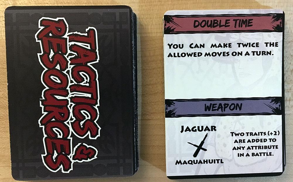 WarriorClash-StrategyCard